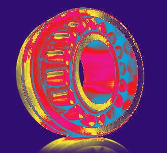 Корпусные подшипники скольжения – востребованные в современной механике опоры, использующиеся там, где частота вращения вала имеет особенно высокие значения. Жидкая смазка, циркулирующая в корпусе такого узла, выполняет сразу две важнейшие задачи: смазывает элементы узла и обеспечивает отвод тепла. Какие процессы происходят при этом в замкнутом пространстве подшипникового корпуса? Гидродинамические процессы в корпусе подшипника скольжения Гидродинамическая теория смазки достаточно подробно описывает жидкостное трение в подшипниках скольжения. Используя исходные данные, можно без особого труда определить гидродинамические силы в клиновом зазоре детали, определить условия появления резонанса в потоке масла и, в итоге, найти критическую частоту для вращающегося вала. Многолетний опыт показал, что наибольшую эффективность показывают подшипники скольжения с сегментными вкладышами. Благодаря такому решению существенно снижается расход смазки, а также появляется возможность полноценной эксплуатации опоры при недостаточном ее уровне. Для создания жидкостного трения на вкладышах протачивают масляные каналы, а также используют сегментные конструкции с регулируемым поджатием элементов. В том случае, если изготавливается расточенные по рабочей поверхности вкладыши, контактирующие с потоком масла по радиусу вала, то конфигурацией поверхности можно пренебречь и рассматривать ее с точки зрения гидродинамических сил как опору с абсолютно гладкими вкладышами. Важным условиям при этом будет полноценное заполнение зазора жидкостью или, в наиболее экстремальном случае, наличие количества масла, способного обеспечить действие стабильного сектора клинового зазора хотя бы половины длины окружности подшипника. Расход масла в таких случаях рассчитывают как потери через боковые зазоры узла. Для снижения потерь жидкости на вкладышах создают специальные скосы. Их присутствие позволяет также снизить количество сегментов на вкладыше, а значит упростить конструкцию подшипника без потери его эффек