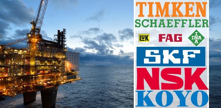 Подшипники в нефтяной отрасли высокого качества от мировых производителей